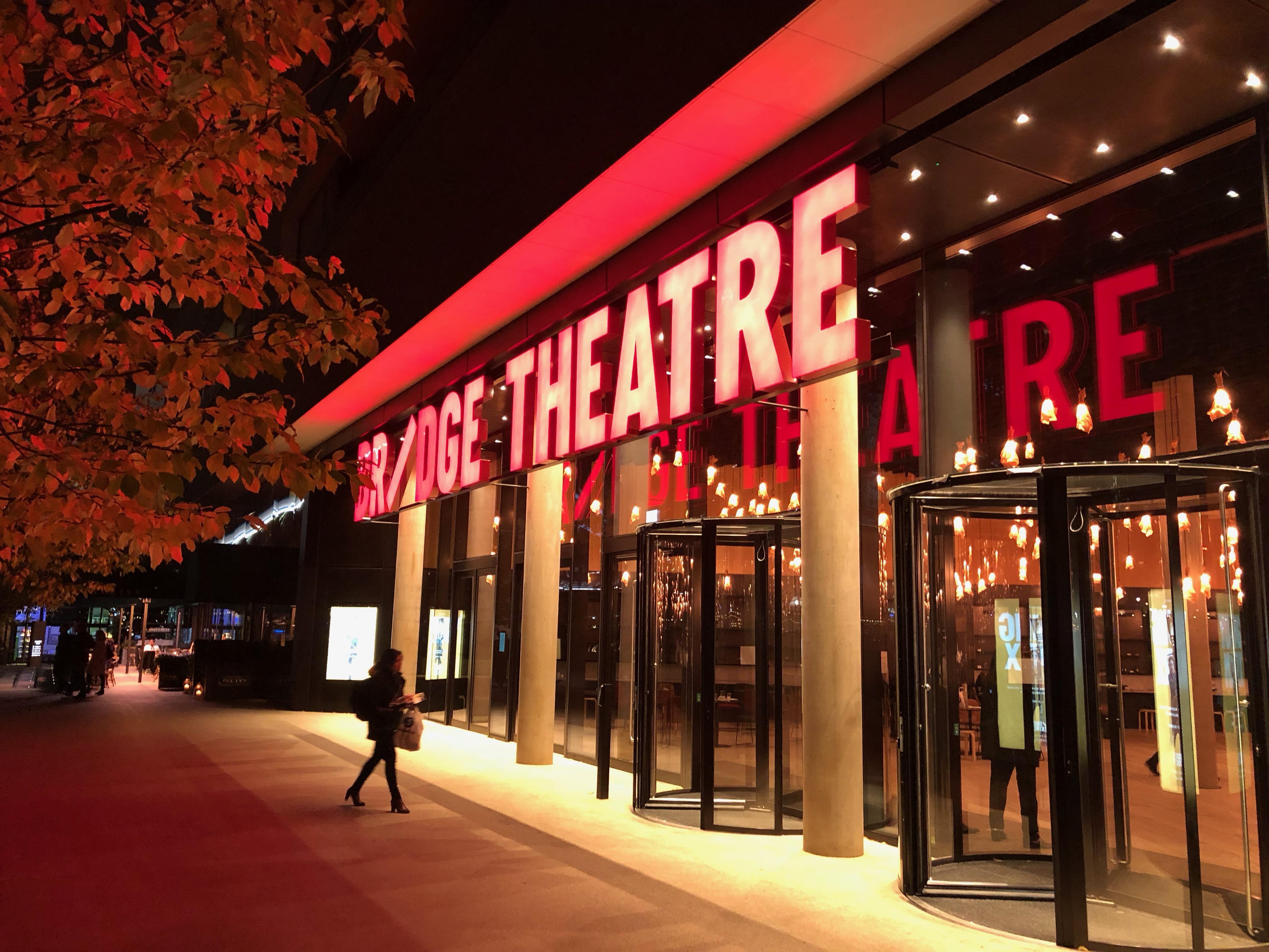 Photo of Bridge Theatre near Tower Bridge, London